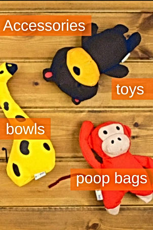 Dog accessories toys bowls and poop bags shop for buy online