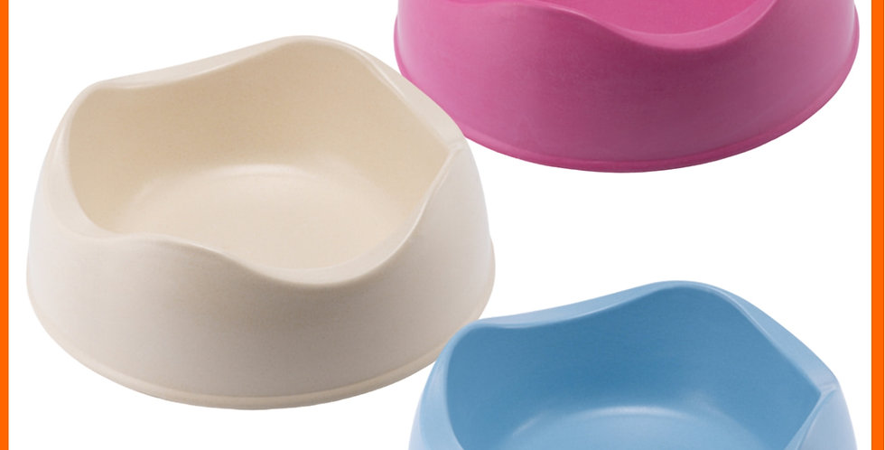 Beco Bamboo Dog Bowl collection all