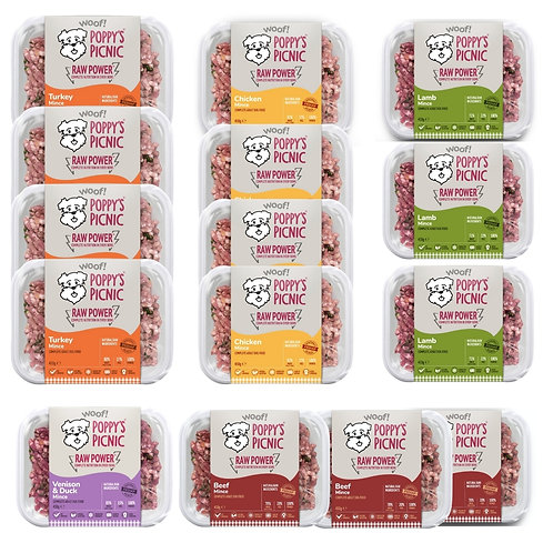 Poppy's Picnic 15 tray multipack