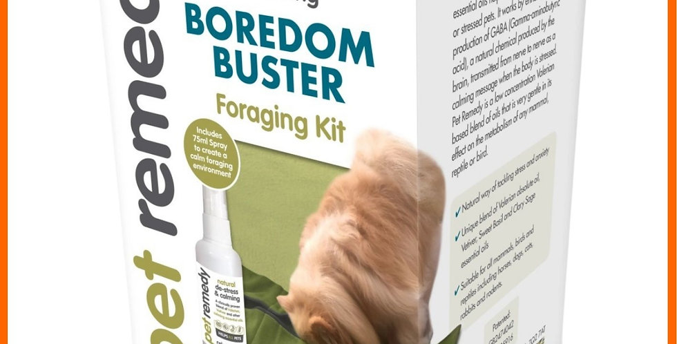 Pet Remedy - Boredom Buster for Dogs