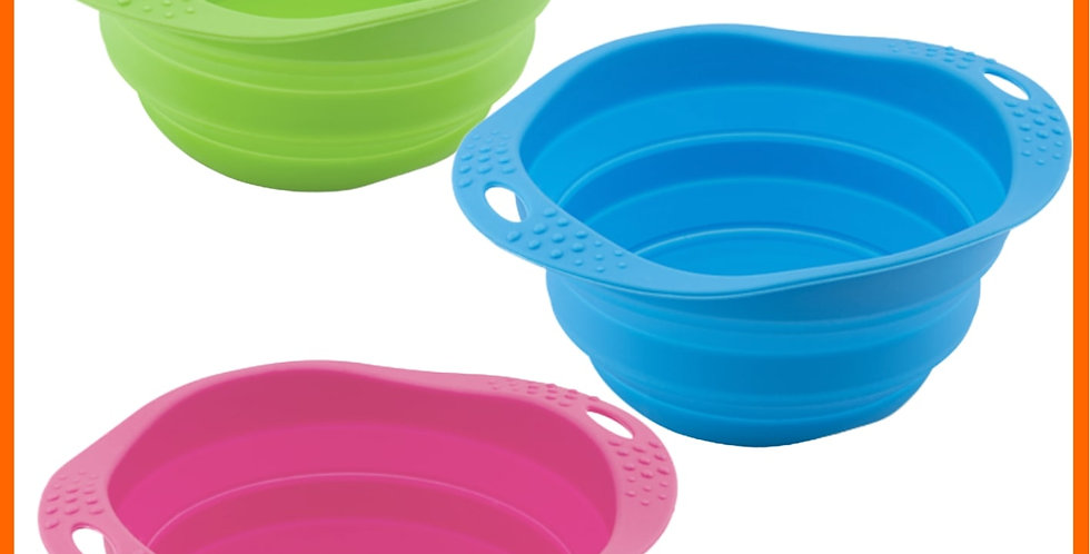 Beco travel bowl for dogs all colours