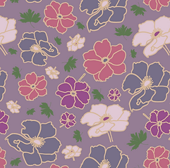Surface Design, Flowers