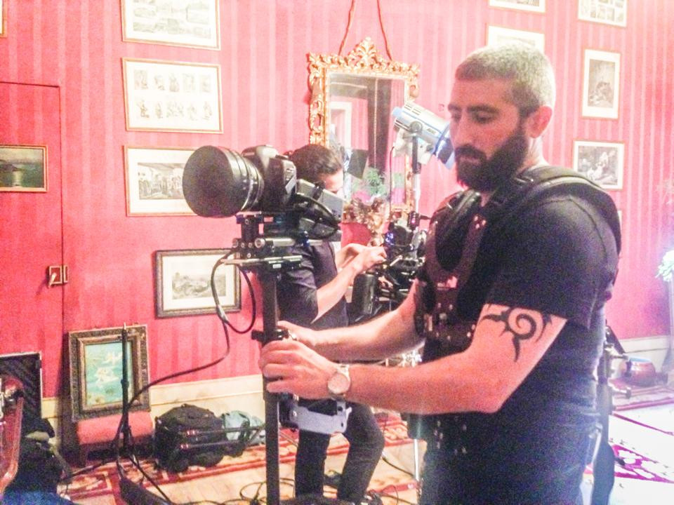 video, steadycam, steady, madrid, evento, mikel larequi, canon, 5D,