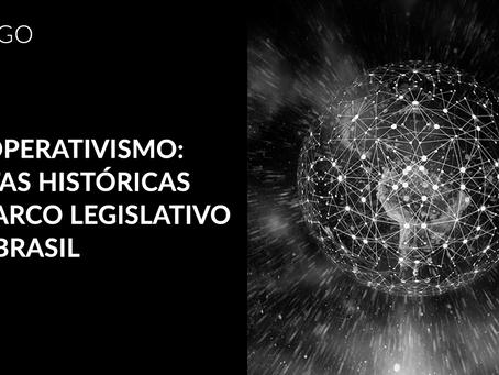Cooperativismo: notas históricas e marco legislativo no Brasil