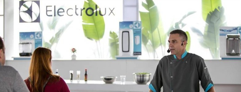 Electrolux Stand