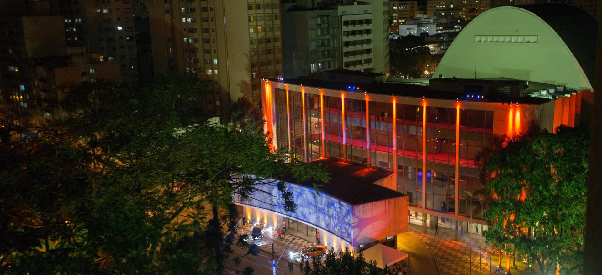 Teatro Guaíra_ Festa Festival de Teatro de Curitiba
