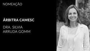 Sócia do Gomm Advogados é nova árbitra da CAMESC