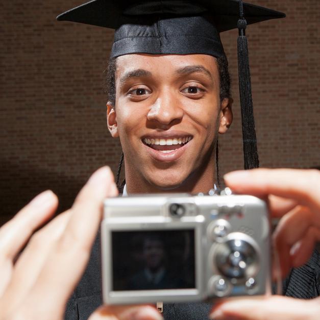 Graduation Time Capsules