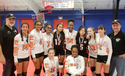 Tournaments | Teams | New Jersey | Girls | Volleyball Club |Training