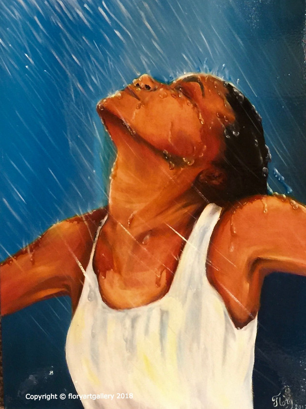 Smell of Rain- $350