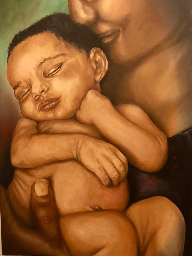 Motherhood- sold