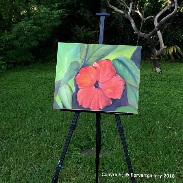 Hibiscus- $150
