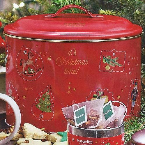 Biscottiera Natale
