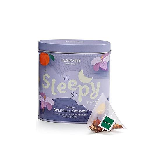 TEA TYPE SLEEPY