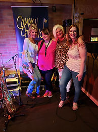 Michele and Friends snappers with CG.jpg