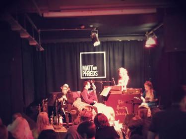 Matt & Phreds, Manchester