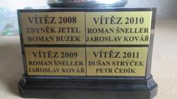 Vítězové prvních ročníků
