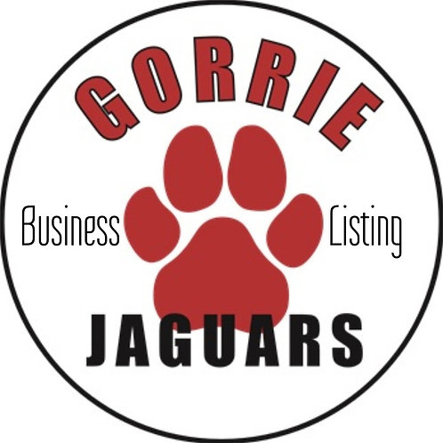 2017 - 2018 Gorrie Directory, Business Friends Listing