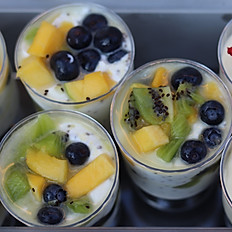 Fruit Yogurt Parfait