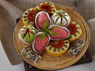 Assorted Dryfruit Sweets