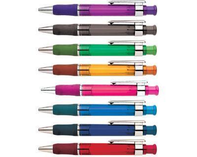 Colour options printed pens