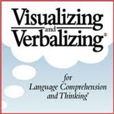 Lindamood Bell® Visualizing & Verbalizing® for Language Comprehension and Thinking