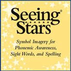Lindamood Bell® Seeing Stars® Symbol Imagery for Phonemic Awareness, Sight Words, and Spelling