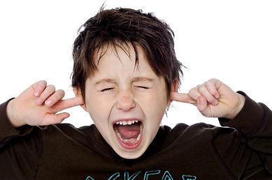 ADHD hyperactive child
