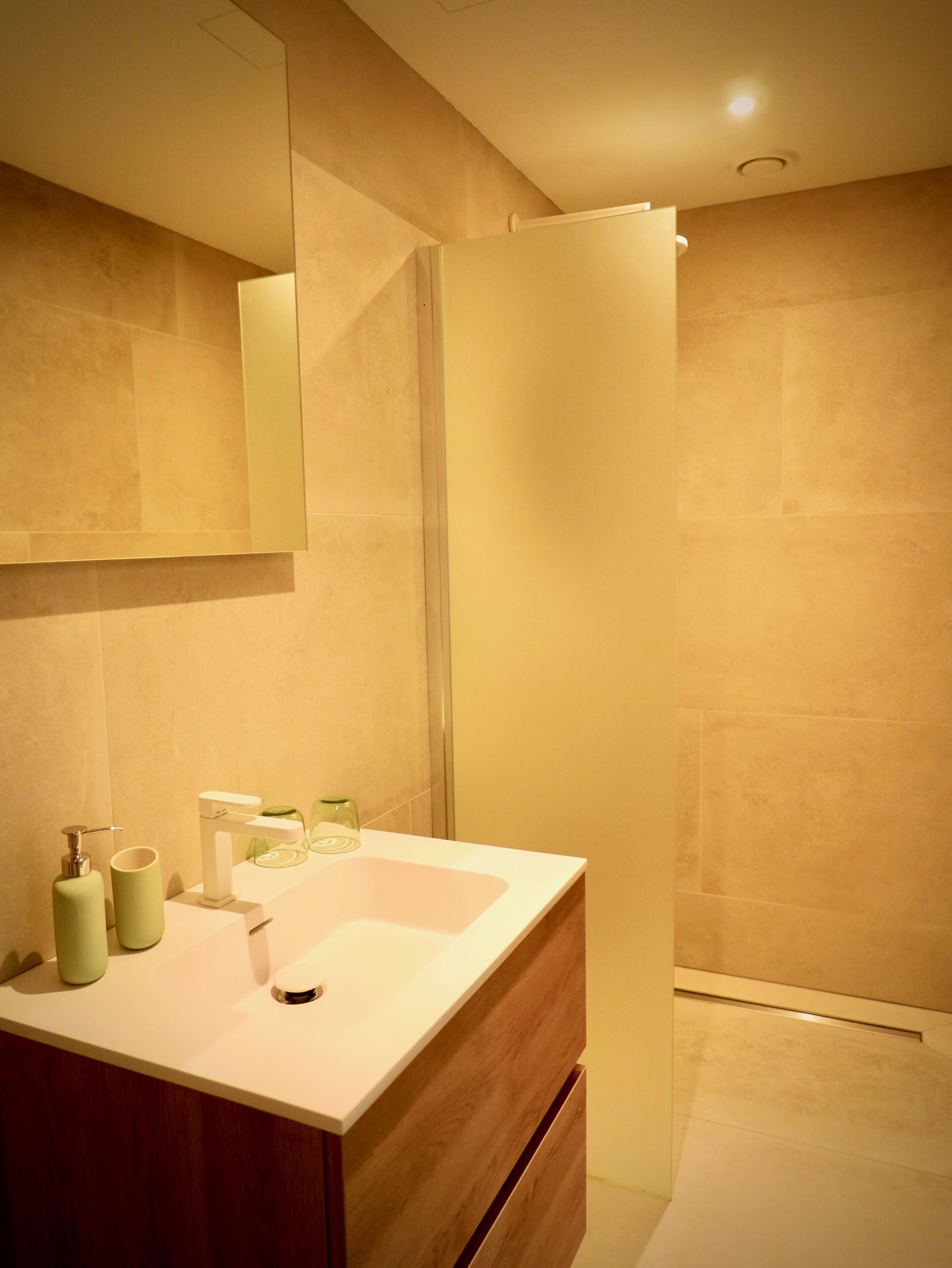Badkamer De drie Iepen