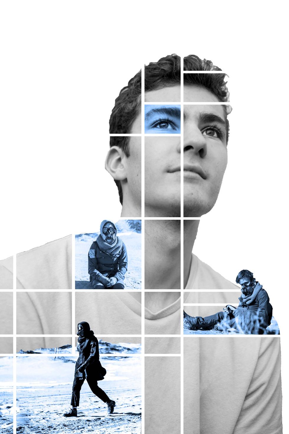 Falcon's Gyre Poster