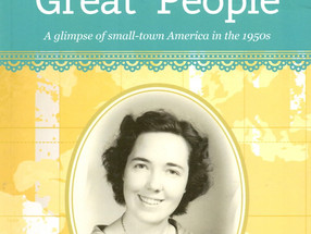 SMALL TOWN, GREAT PEOPLE by Jean Barbour Clark