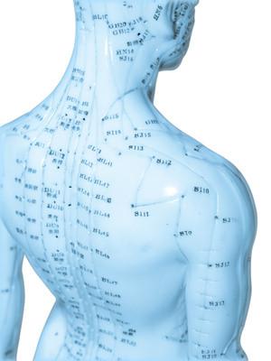 Méridiens d'Acupuncture