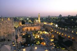 שבת בר מצווה בירושלים - קודש