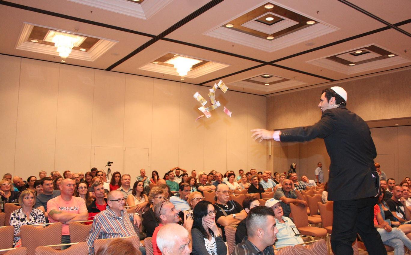 הרצאה משמעות הכסף
