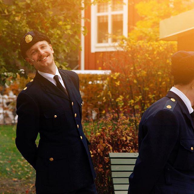 🍂🍁 Kling & Klang 🍁🍂_#klingochklang #pippi #astridlindgrensvärld #autumn #pippilongstocking #cops