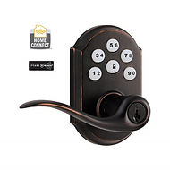 digital keypad, keyless entry, unlock using your cell from anywhere