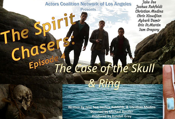 Spirit Chasers Episode 4 The Case of the