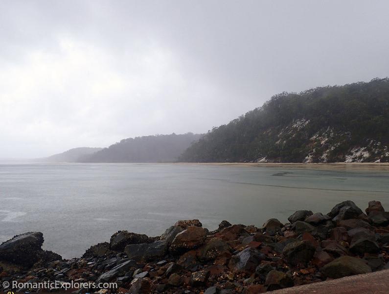 Fraser Island at first sight