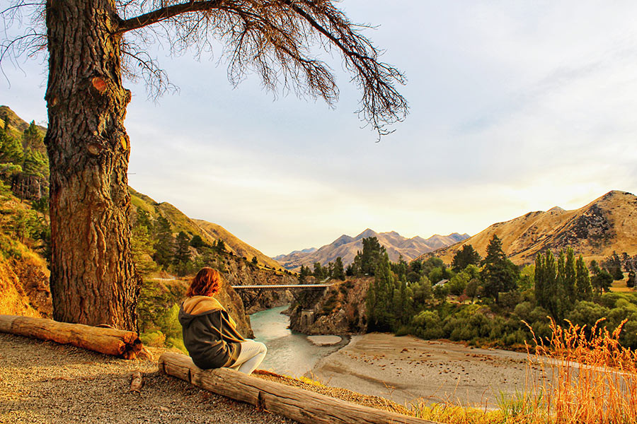 Hanmer Springs is an alpine town perfect for a romantic couples getaway.