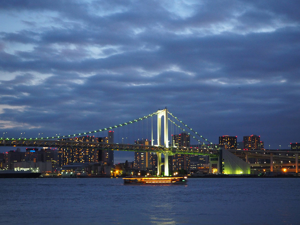 Dinner Cruise on a Yakatabune in Tokyo Bay, Japan  |  Romantic Experience | Romantic Things To Do