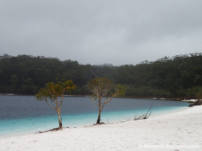 What to expect if it rains during your Romantic Escape to Kingfisher Bay Resort, Fraser Island