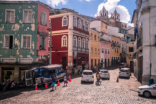 In The city Of Bahia