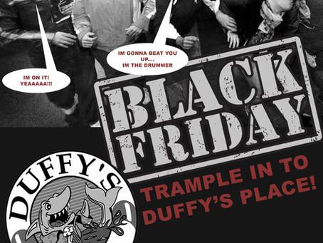 SDR's Black Friday Banger