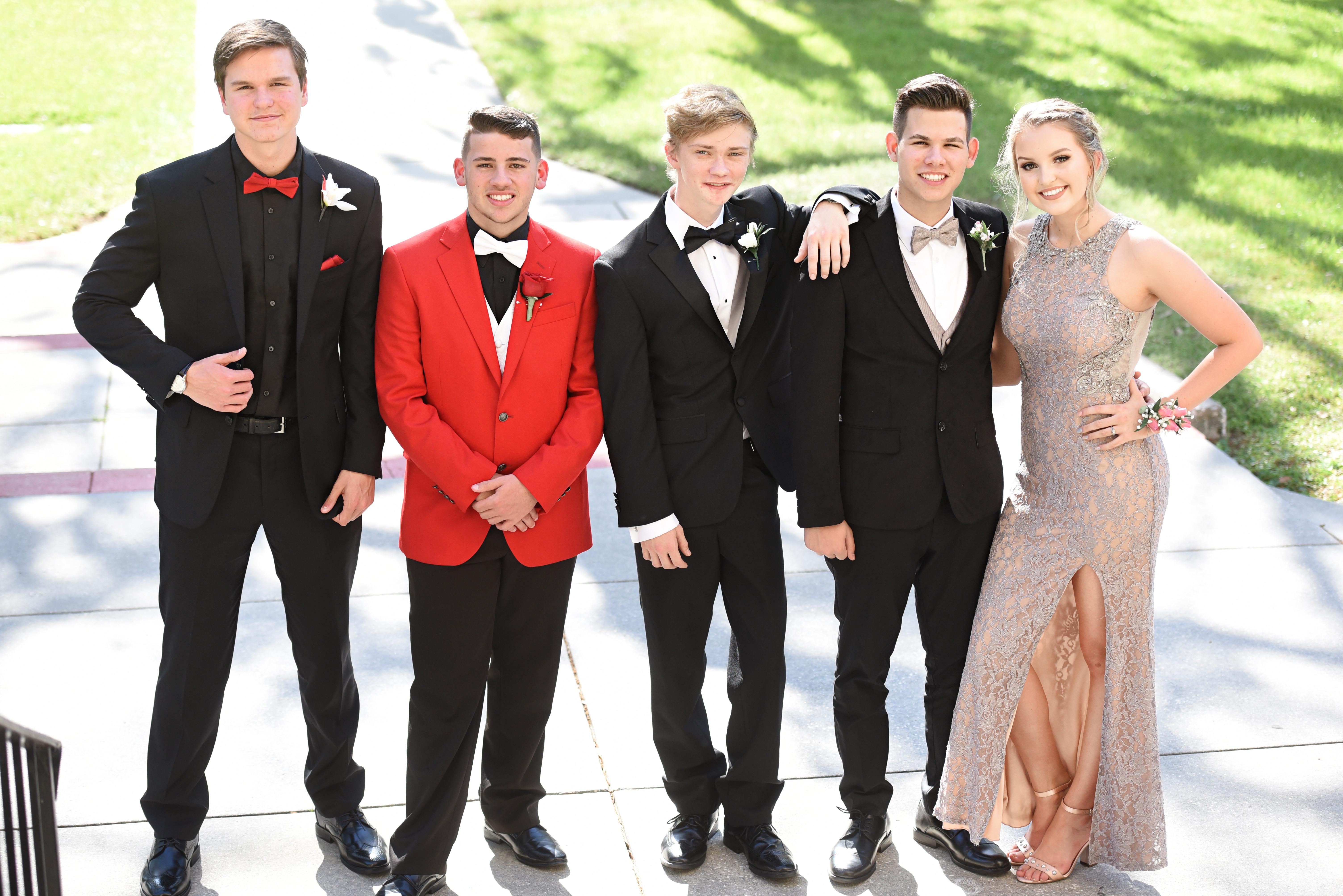 Seniors & Prom