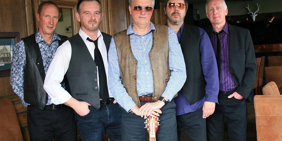 Petty Criminals play Tom Petty & The Heartbreakers
