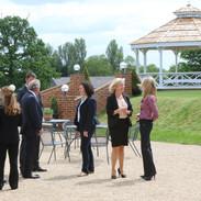 Corporate venue hire, The Beaverwood, Chislehurst, Kent