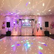 Disco set-up