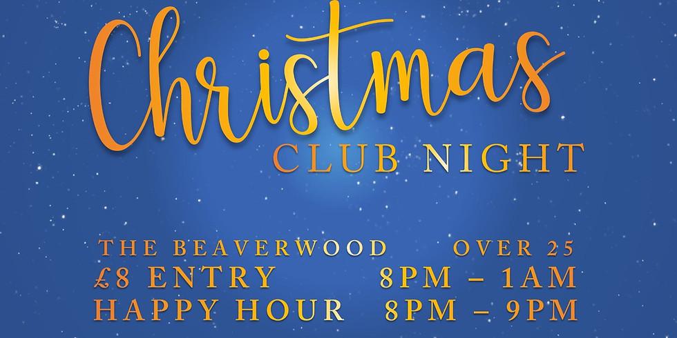 7th December - Christmas Club Night