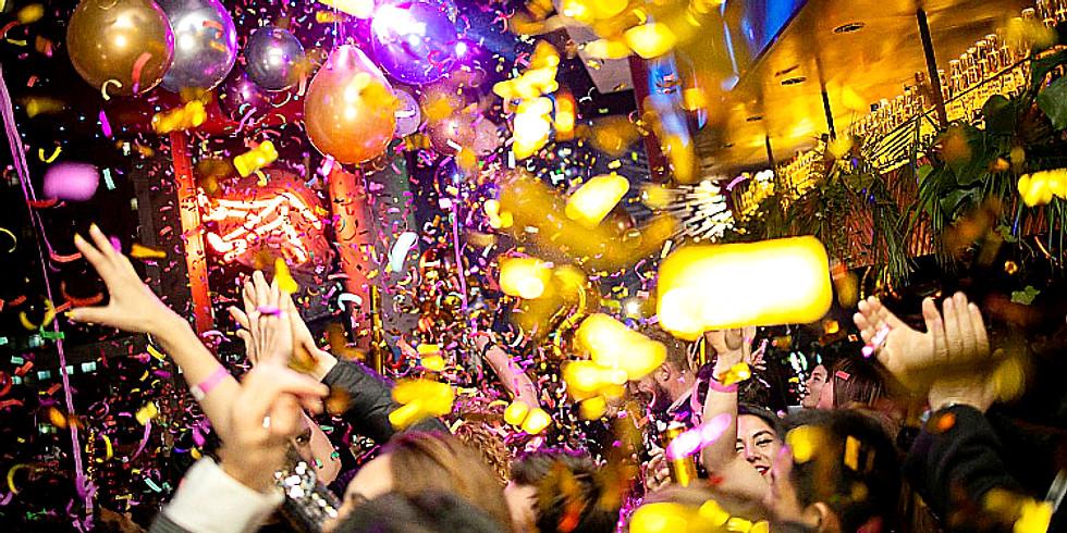 New Year's Eve Club Night