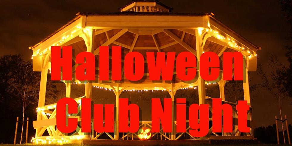 Halloween Club Night